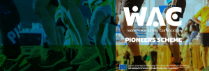 WAC Pioneers Scheme kick off